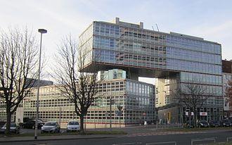 Delticom - Headquarters in Hanover