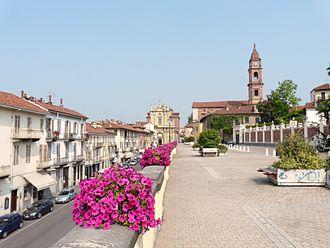 Bra, Piedmont - Image: Bra panorama