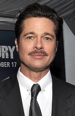 Brad Pitt Fury 2014