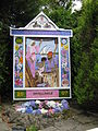 Bradwell well-dressing 2007.JPG
