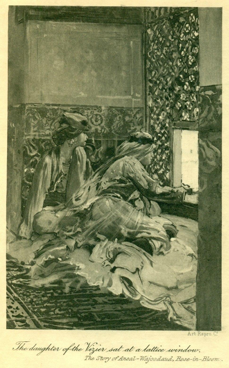 Brangwyn, Arabian Nights, Vol 4, 1896 (1)