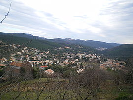 View of Branoux