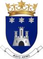 Brasão de Armas do Comando Distrital de CASTELO BRANCO da PSP.png