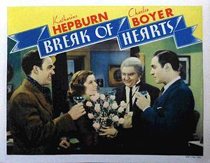 Break of Hearts - Lobby card