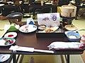 Breakfast by Jim Moore at a hotel Otsu, Shiga.jpg