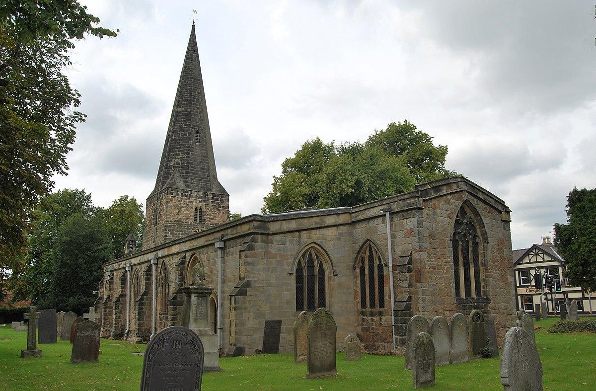 St Michael S Church Breaston Wikipedia