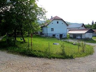 Brezovica pri Črmošnjicah Place in Lower Carniola, Slovenia