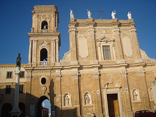 Roman Catholic Archdiocese of Brindisi-Ostuni archdiocese