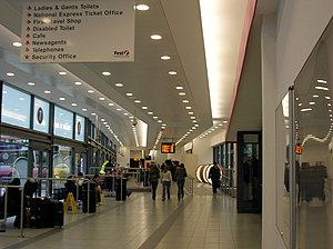 Bristol bus station - Image: Bristol Bus Station