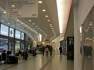 Bristol bus station - Image: Bristol Bus Station
