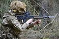 British Army Royal Military Academy Sandhurst, Exercise Dynamic Victory 151110-A-HE359-023.jpg