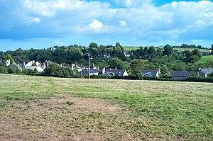 Broadhempston - Image: Broadhempston geograph.org.uk 40487