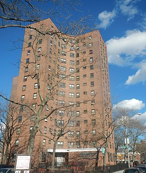 Bronx River Houses - Bronx River Houses