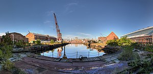 ArtRave - Image: Brooklyn Navy Yard Panorama