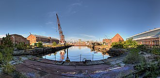 ArtRave - Image: Brooklyn Navy Yard Panorama