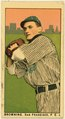Browning, San Francisco Team, baseball card portrait LCCN2008677332.tif