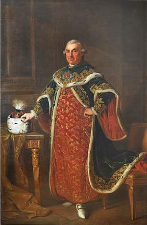 Samuel von Brukenthal - Samuel von Brukenthal