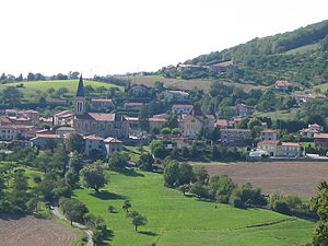Brullioles - A general view of Brullioles