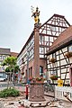 Buchen (Odenwald), Mariensäule 20170622 001.jpg