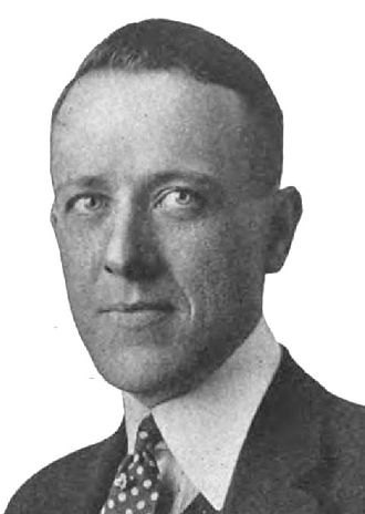 Bud Fisher - Fisher in 1915