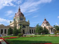 Széchenyi thermal bath - Wikipedia