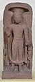 Buddha - Sandstone - Gupta Period Circa 5th Century AD - Sarnath - Uttar Pradesh - National Museum - New Delhi - Indian Buddhist Art - Exhibition - Indian Museum - Kolkata 2012-12-21 2237.JPG