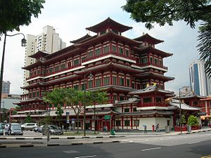 Buddha Tooth Relic Temple and Museum - Image: Buddha Tooth Relic Temple and Museum
