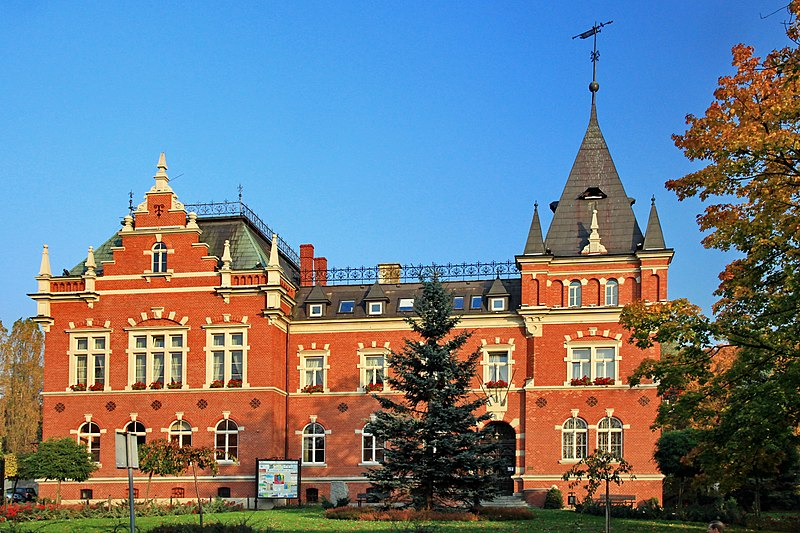 File:Budynek Starostwa Powiatowego w Rybniku 7.JPG