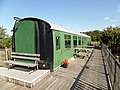 Buffet Carriage, Meldon Quarry, Dartmoor Railway, Devon.jpg