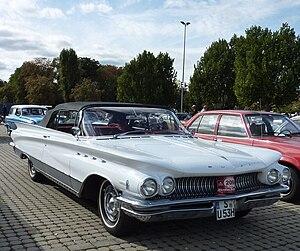 Buick Electra - 1960 Buick Electra 225 Convertible