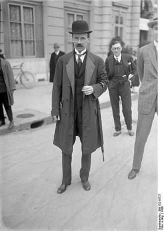 Kingdom of Hungary (1920–46) - István Bethlen, Prime Minister of Hungary.