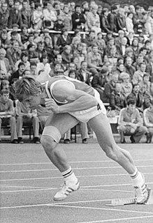 Frank Schaffer East German sprinter