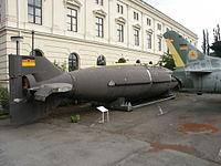 Reconnaissance submarine Narwal