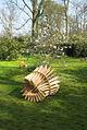 Burghley House Gardens and Artwork - geograph.org.uk - 661503.jpg