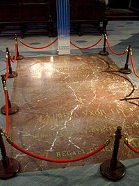 Burgos - Catedral 069 - Tumba del Cid.jpg