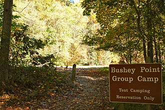 Leesylvania State Park - Bushey Point Group Camp