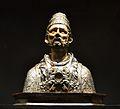 Bust reliquiari de sant Pere, museu Diocesà d'Osca.JPG