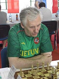 Algimantas Butnorius chess player