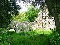 Butrint, anticke vykopavky - hradebni zed.jpg