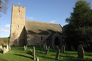 Byford village in United Kingdom