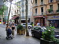 Céret, France, main street near Grand Café.jpg