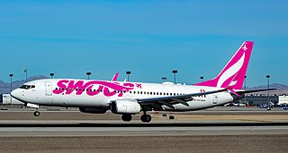 Swoop (airline) an ultra-low-cost airline owned by Westjet