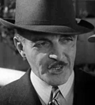 Long Shot (1939 film) - C. Henry Gordon in Long Shot