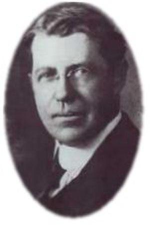 Charles Brady King - c. 1915