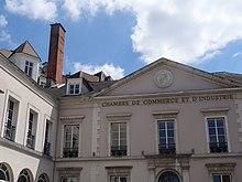 Siège De La CCI Pau Béarn. La Chambre De Commerce Et Du0027industrie ...