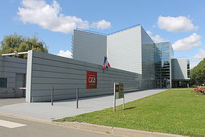 University of Paris-Saclay - Image: CEA Saclay