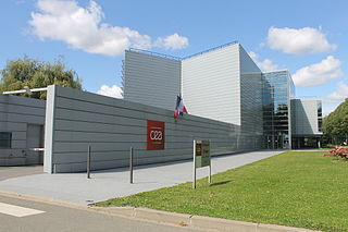 Saclay Nuclear Research Centre