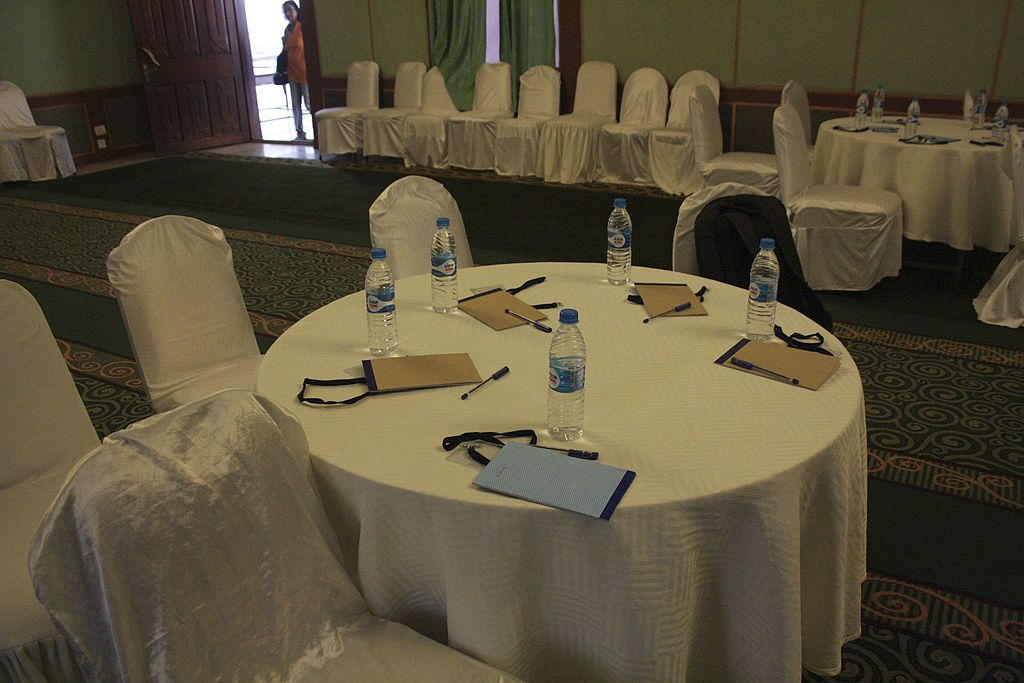 CISA2KTTT17 - Conference Hall at Jayamahal Palace Hotel 01