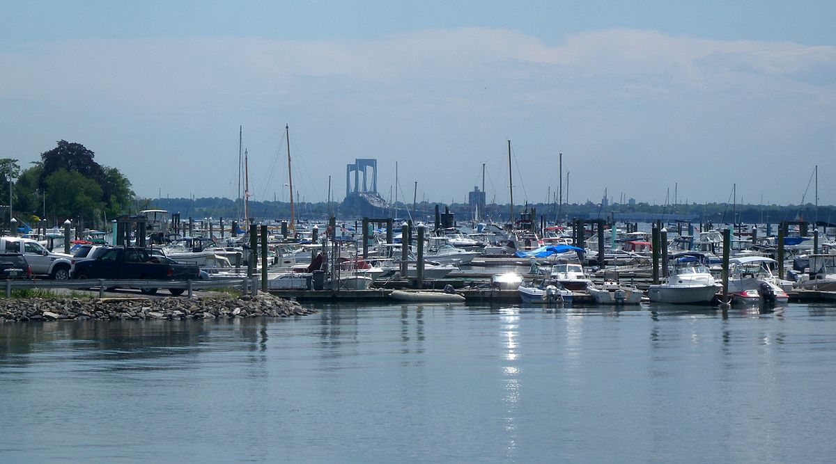 Bronx City Island Beach