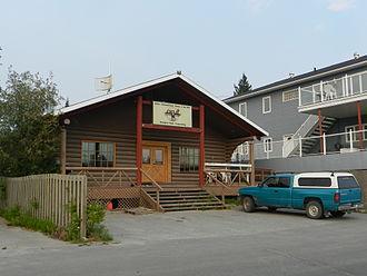 CKLB-FM - Office of CKLB